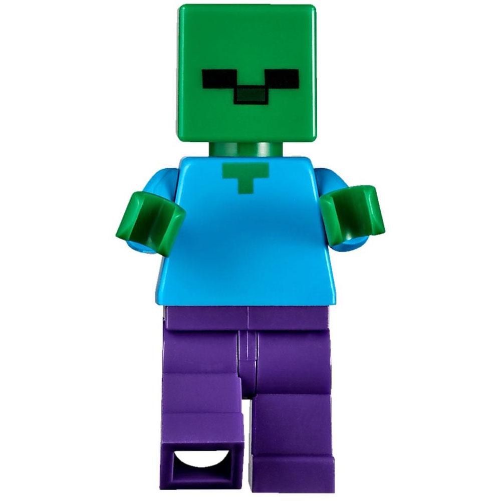 Lego Minecraft привет из детства с привкусом майнкрафта 84